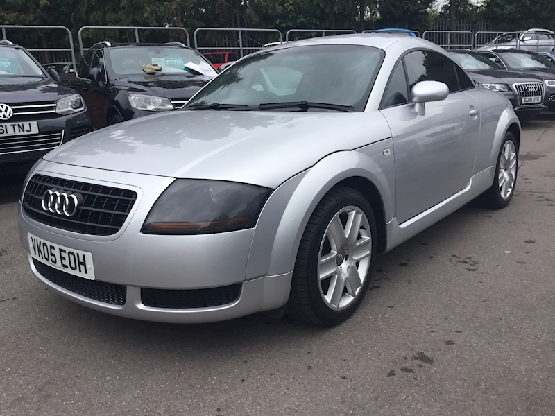 Audi Tt 1.8 T 180Bhp (HEATED NAPPA LEATHER)