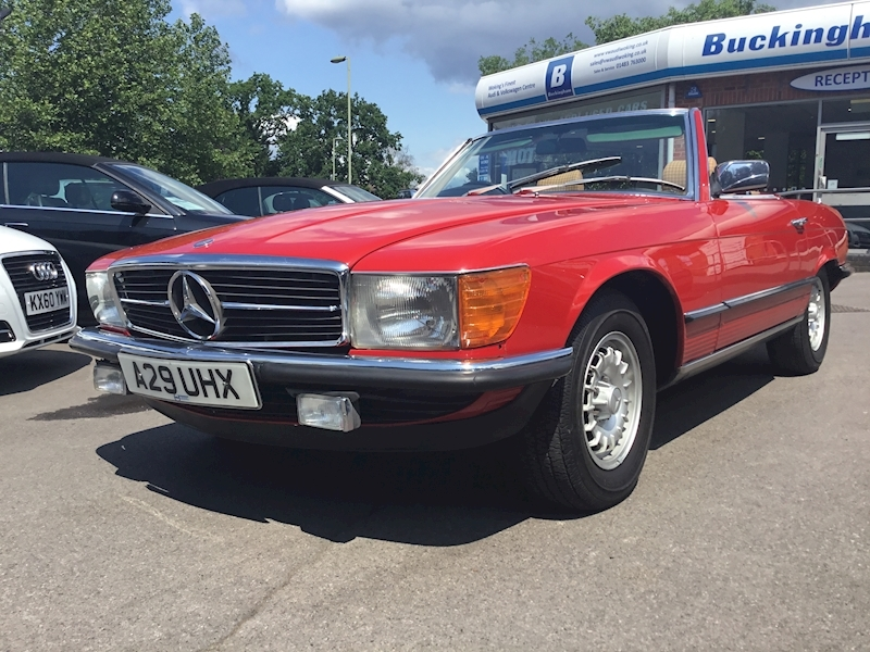 Mercedes 280 Sl (BEAUTIFUL INSIDE AND OUT) 280 Sl  Convertible Auto