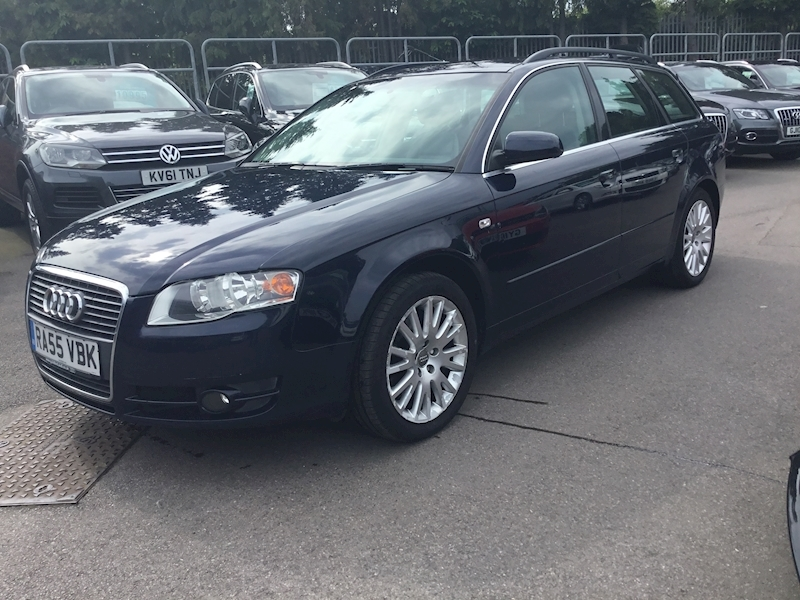 Audi A4 2.0 T Fsi Special Edition (LEATHER+CRUISE)