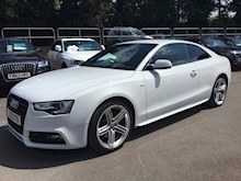 Audi A5 2.0 Tfsi Quattro Black Edition S Tronic (HUGE SPEC) - Thumb 0