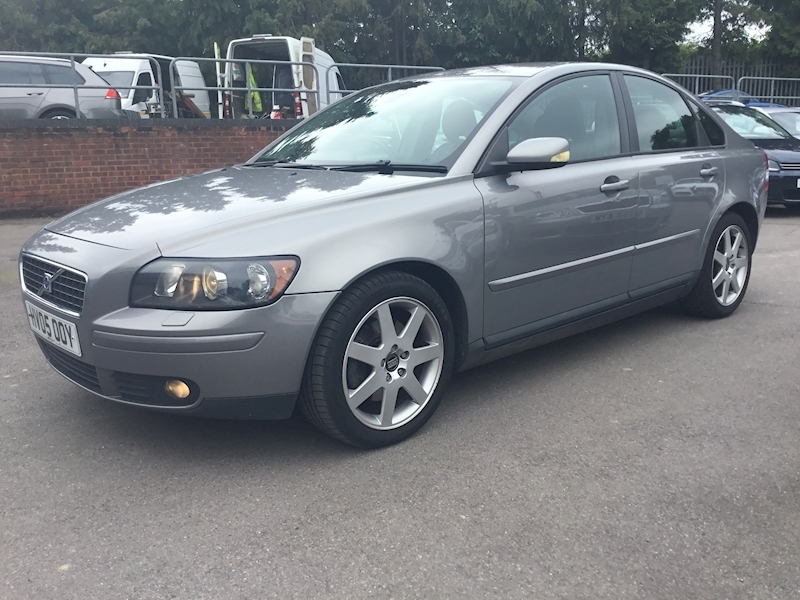 Volvo S40/V50 Series (HEATED LEATHER+CRUISE) Se S40
