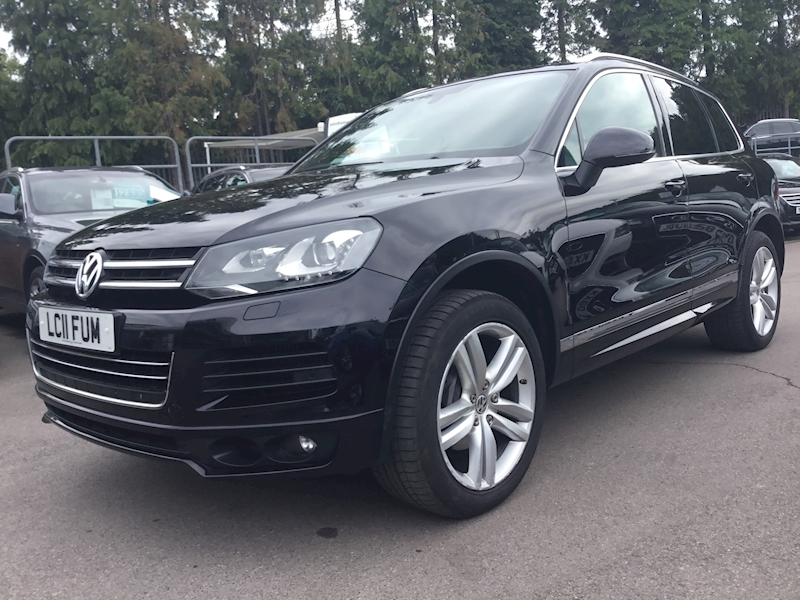 Volkswagen Touareg 3.0 V6 Altitude Tdi Bluemotion Techology (PANORAMIC SUNROOF)