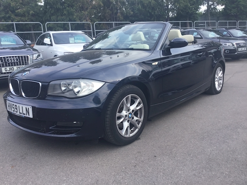 Bmw 1 Series 2.0 118D Se (HEATED LEATHER)