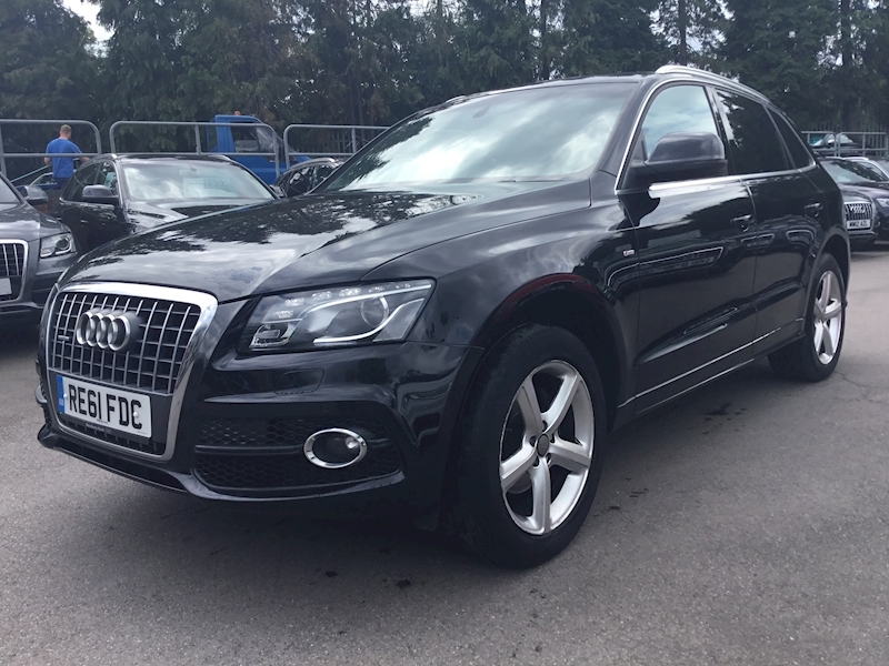 Audi Q5 2.0 Tfsi Quattro S Line S Tronic (FULLY LOADED)