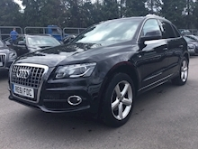 Audi Q5 2.0 Tfsi Quattro S Line S Tronic (FULLY LOADED) - Thumb 0
