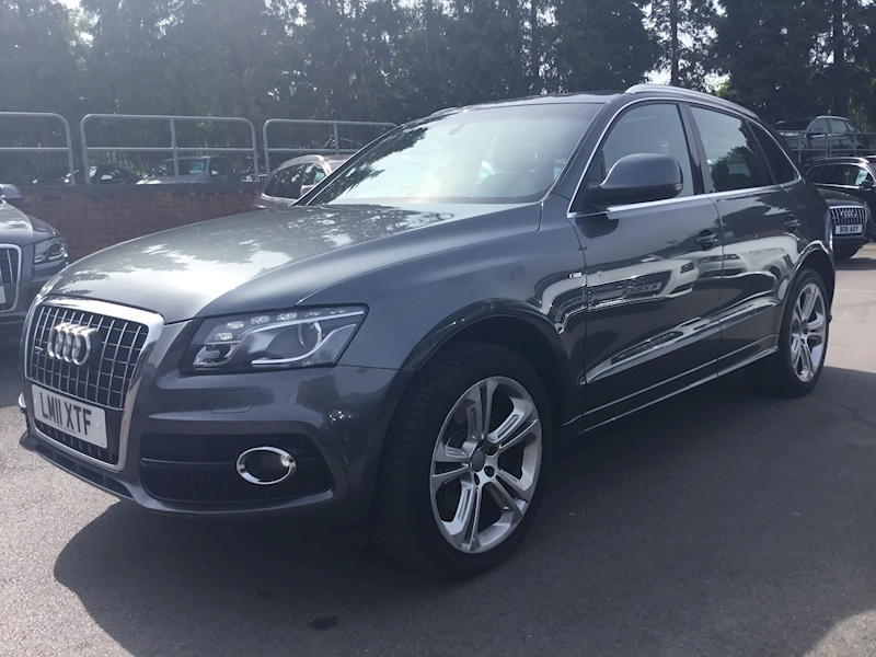 Audi Q5 3.0 Tdi Quattro S Line Special Edition S Tronic (FULLY LOADED)