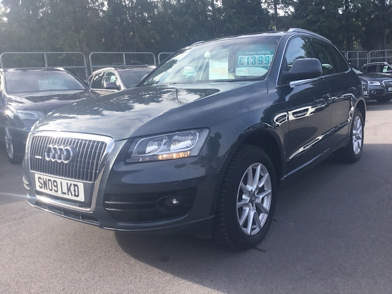 Audi Q5 2.0 Tfsi 7 Speed S Tronic Quattro Special Edition (FULLY LOADED)