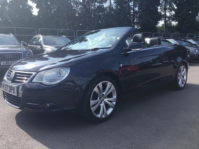 Volkswagen Eos 2.0 Individual Fsi 200 (HEATED LEATHER)
