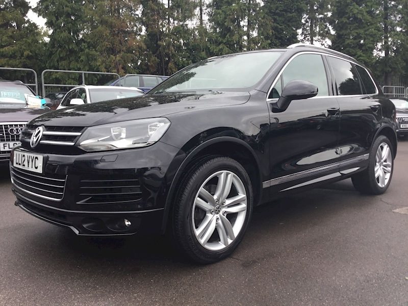 Volkswagen Touareg 3.0 V6 Altitude Tdi Tip Tronic Bluemotion Technology (PAN ROOF+ELEC HEATED SEATS)