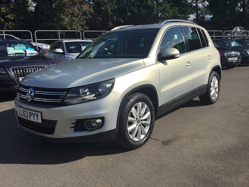 Volkswagen Tiguan 1.4 Match Tsi Bluemotion Technology (HUGE SPEC)