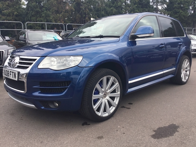 Volkswagen Touareg 5.0 R50 Automatic (THE BEST R50 YOU WILL SEE WITH OUT DOUBT)