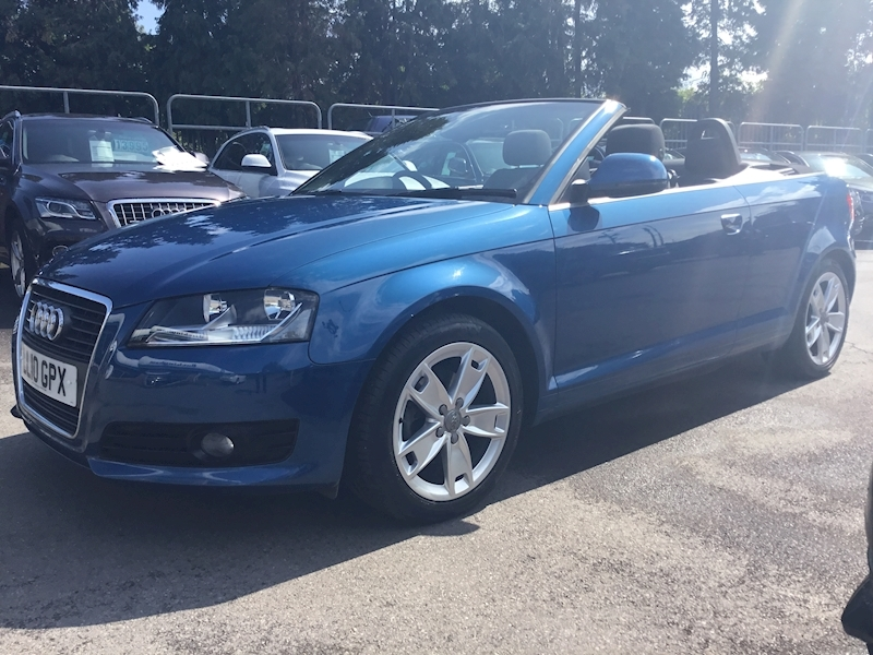 Audi A3 1.8 Tfsi Sport S Tronic (ONE LADY OWNER)
