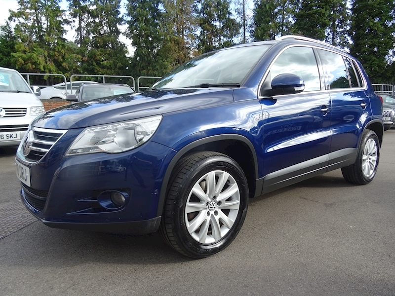 Volkswagen Tiguan 2.0 Special Edition Tdi 4Motion ( NAV+HEATED LEATHER)