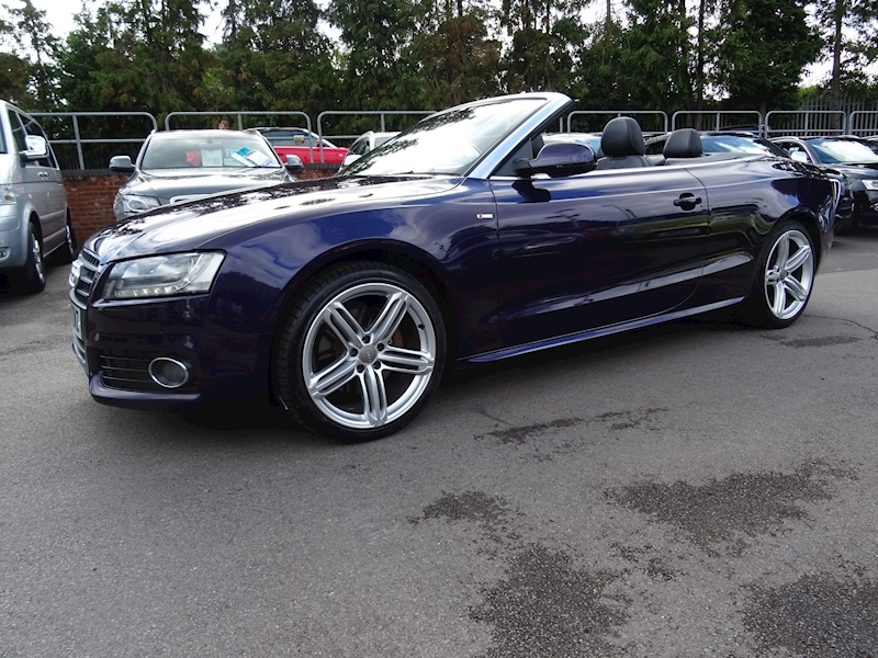 Audi A5 2.0 Tfsi S Line Multitronic (HUGE SPEC)
