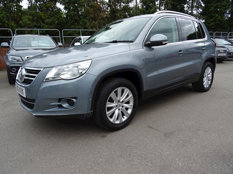 Volkswagen Tiguan 2.0 Special Edition  Tdi 4Motion (HEATED LEATHER)