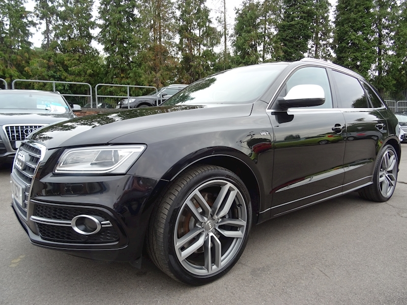 Audi Q5 3.0 Tdi SQ5 Quattro Tiptronic (FULLY LOADED )