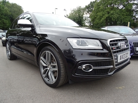 Q5 Tdi Quattro Estate 3.0 Automatic Diesel