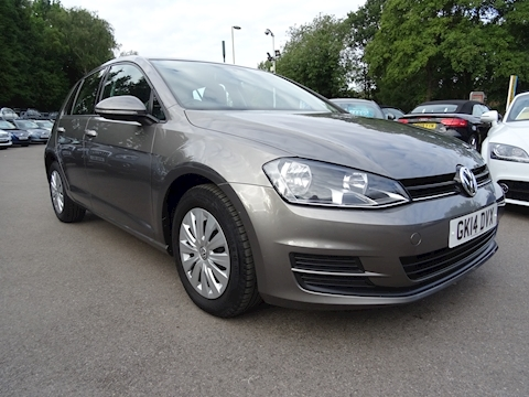 Golf S Tsi Bluemotion Technology Hatchback 1.2 Manual Petrol