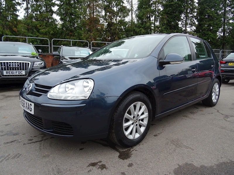 Volkswagen Golf 1.4 Tsi Match Automatic (FULL VW SERVICE HISTORY)