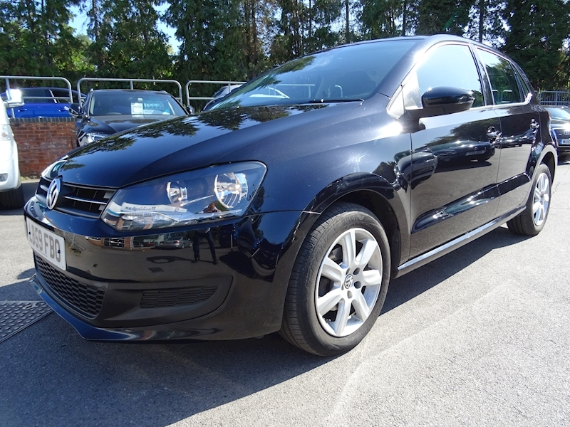 Volkswagen Polo 1.2 Se (ONE LADY OWNER FROM NEW)