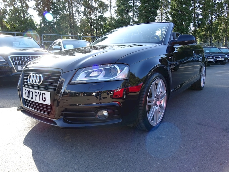 Audi A3 1.8 Tfsi S Line Final Edition S Tronic (HUGE SPEC)