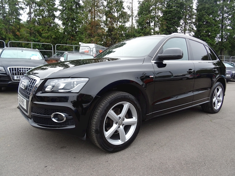 Audi Q5 2.0 Tdi Quattro S Line S Tronic (FULLY LOADED)