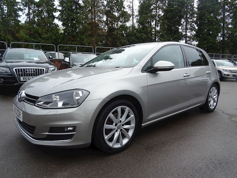 Volkswagen Golf 1.4 Gt Tsi Act (NAV+HEATED SEATS) Bluemotion Technology