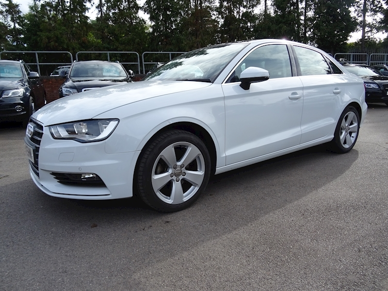 Audi A3 1.4 Tfsi S Tronic Sport (OVER £3500 OF FACTORY OPTIONS)