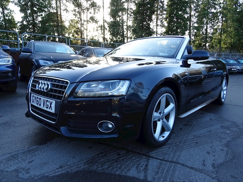 Audi A5 2.0 Tfsi S Line Multitronic ( £3645 OF FACTORY UPGRADES