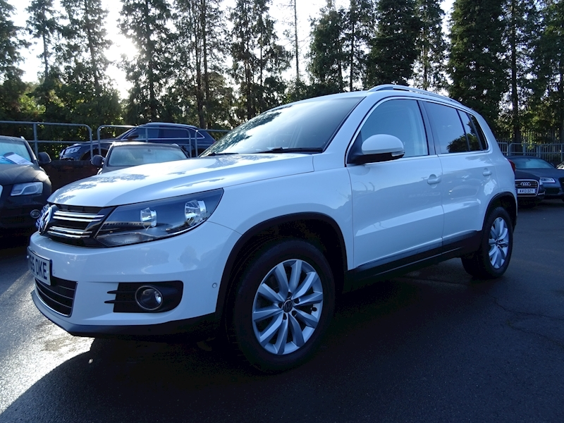 Volkswagen Tiguan 2.0 Match Tdi Bluemotion Tech 4Motion Dsg (FULLY LOADED)