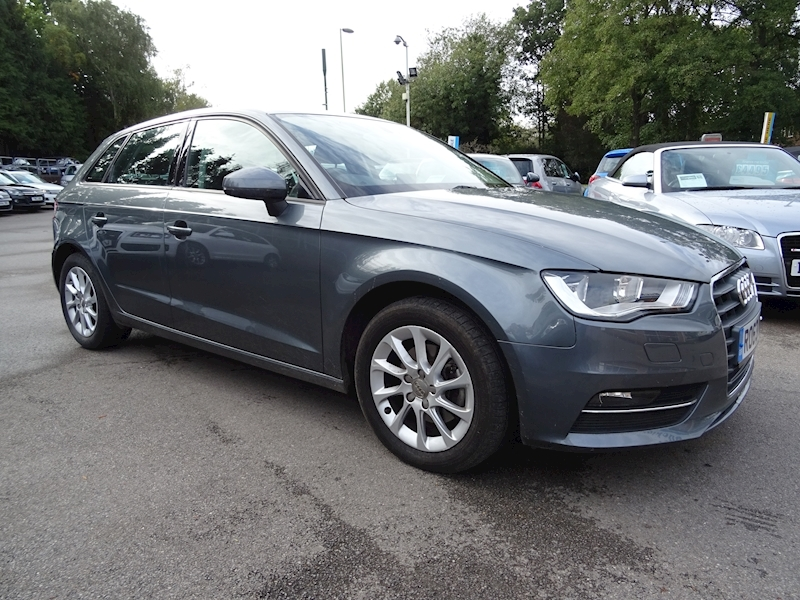 Audi A3 1.4 Tfsi Special Edition ( HUGE SPEC)