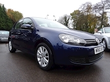 Volkswagen Golf 1.6 Match Tdi (FULL HEATED LEATHER) - Thumb 2