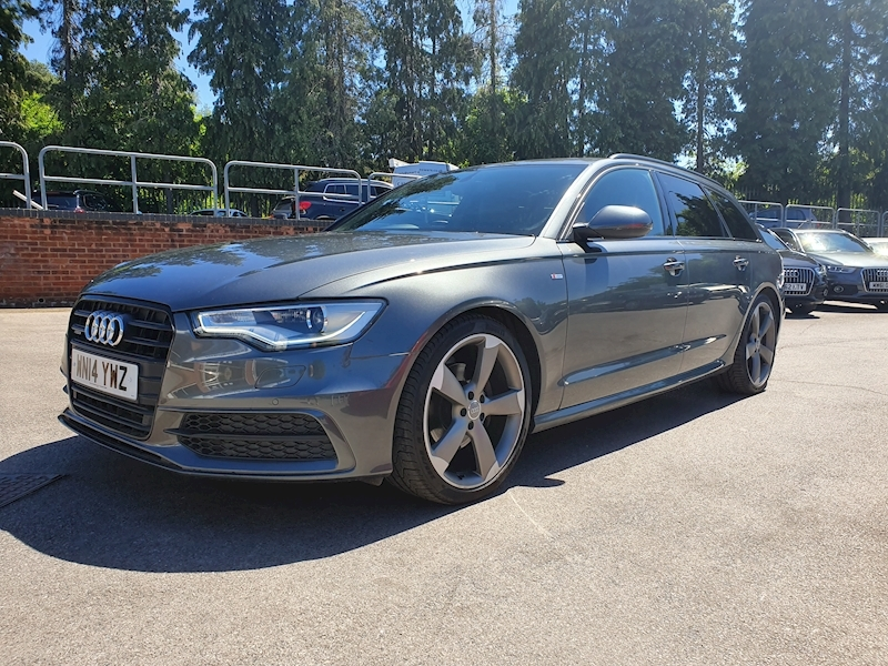 Audi A6 Avant 3.0 Avant Tdi Quattro S Line Black Edition S Tronic (OVER £2500 OF FACTORY OPTIONS)
