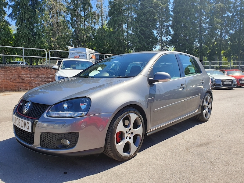 Volkswagen Golf 2.0 Tfsi Gti DSG Automatic (£5195 OF FACTORY OPTIONS)