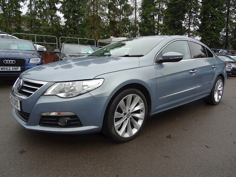 Volkswagen Cc 2.0 Gt Tdi Bluemotion Technology Cc Dsg (5 SEATER+£2930 OF FACTORY UPGRADES)