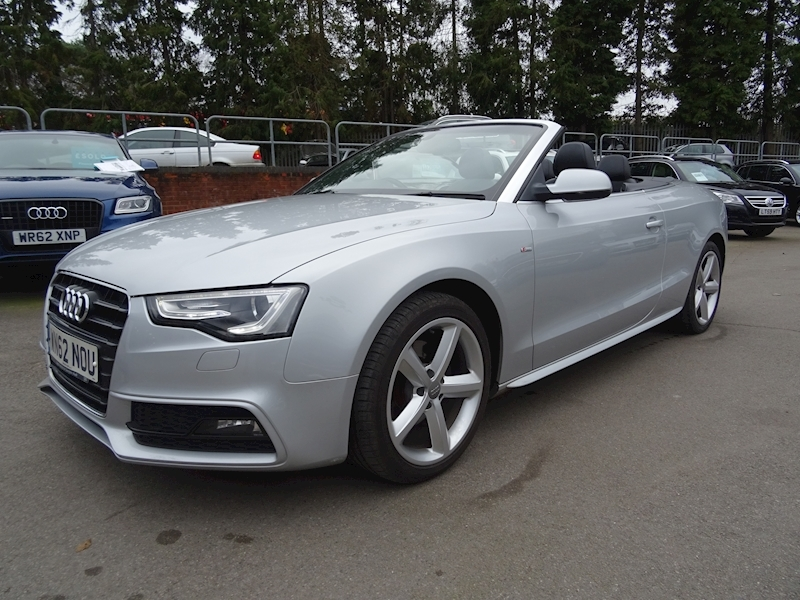 Audi A5 1.8 Tfsi S Line (£1120 OF FACTORY UPGRADES)
