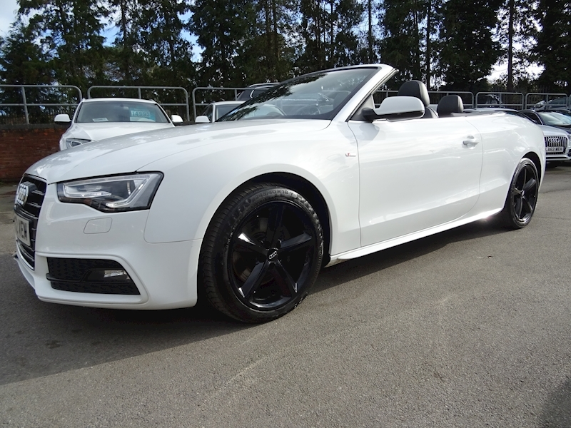 Audi A5 2.0 Tfsi Quattro S Line S Tronic (£3015 OF FACTORY UPGRADES)