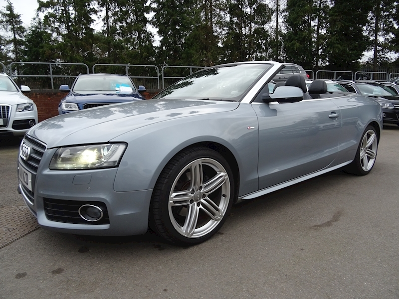 Audi A5 2.0 Tdi S Line (£2945 OF FACTORY UPGRADES)