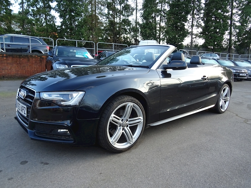 Audi A5 2.0 Tdi S Line (£3105 OF FACTORY UPGRADES)