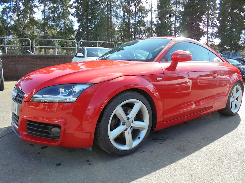 Audi TT Coupe 2.0 Tfsi Quattro S Line S Tronic (£6000 OF FACTORY OPTIONS)