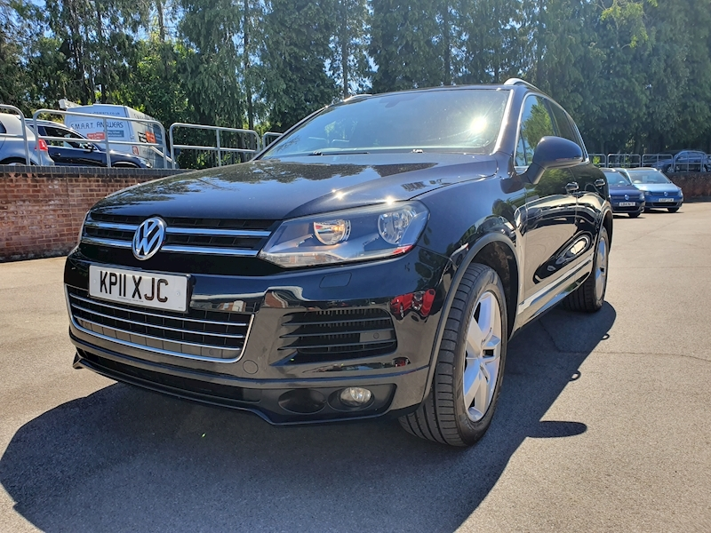 Volkswagen Touareg 3.0 V6 Altitude Tdi Bluemotion Technology (£1200 OF FACTORY OPTIONS)