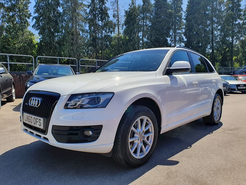 Audi Q5 2.0 Tdi Quattro Special Edition(OVER £7000 OF FACTORY OPTIONS)