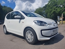 Volkswagen Up Move Up Bluemotion TechnologyONE LADY OWNER) - Thumb 2