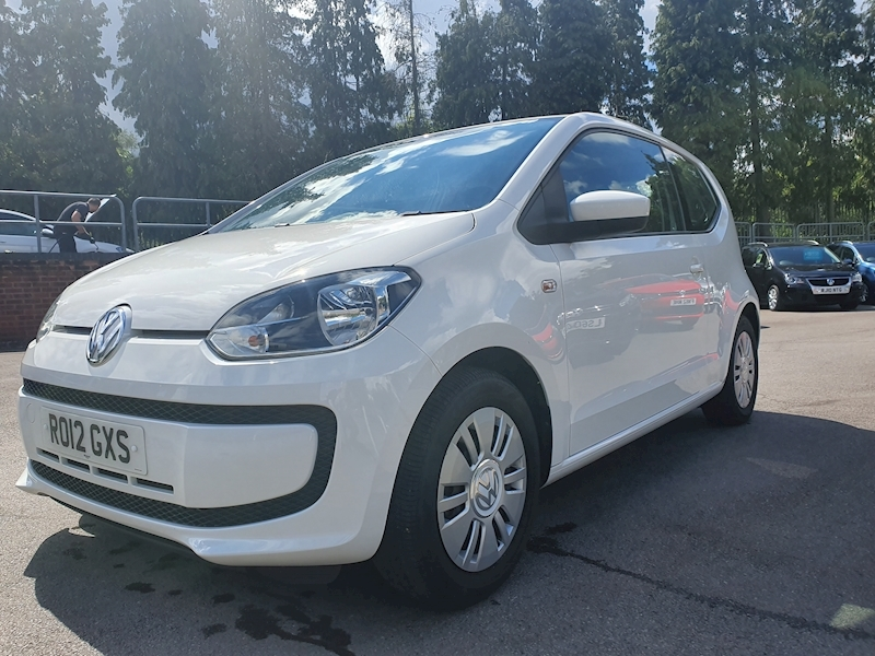 Volkswagen Up Move Up Bluemotion TechnologyONE LADY OWNER)