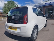 Volkswagen Up Move Up Bluemotion TechnologyONE LADY OWNER) - Thumb 9