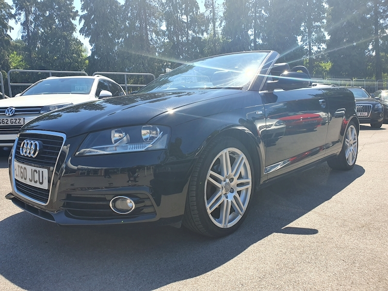 Audi A3 Tfsi S Line (ONE LADY OWNER FROM NEW)