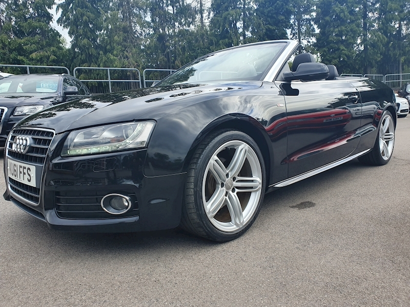 Audi A5 Tdi S Line ( £3180 OF FACTORY UPGRADES)