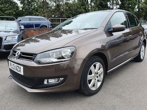 Polo Match Edition Hatchback 1.2 Manual Petrol