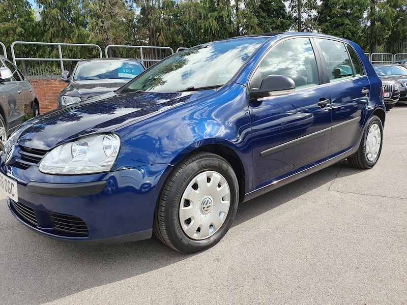 Golf S Hatchback 1.4 DSG Petrol