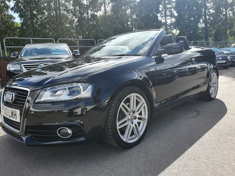 Audi A3 1.8 TFsi S Line (OVER £4000 OF FACTORY OPTIONS